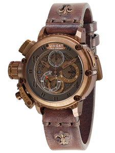 U-BOAT CHIMERA 46 MM NET BRONZE  8096