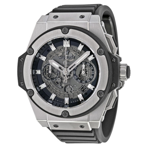 HUBLOT KING POWER UNICO TITANIUM 45 MM 701.NX.0170.RX