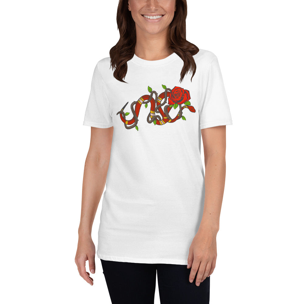 Chillum Short-Sleeve Unisex T-Shirt - HUSTLEKC
