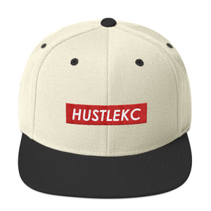 Lifted HKC Snapback Hat - HUSTLEKC