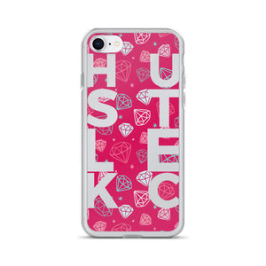 HUSTLEKC DiMNDKC iPhone Case - HUSTLEKC