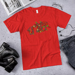 TSUCCI Thorns Short-Sleeve T-Shirt - HUSTLEKC
