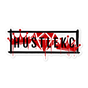 HKC Legacy 2Kingz Bubble-free stickers - HUSTLEKC