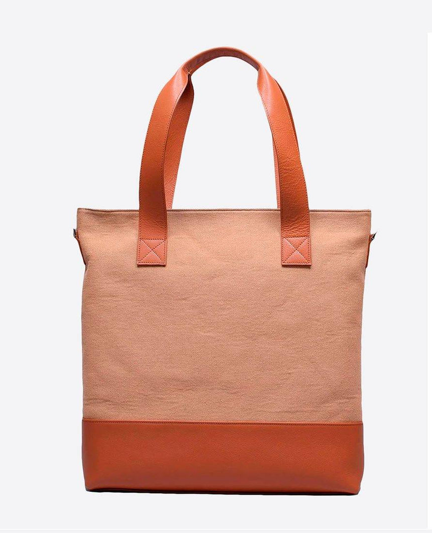 Bolso Shopper Beige · The Cinta - Belfry