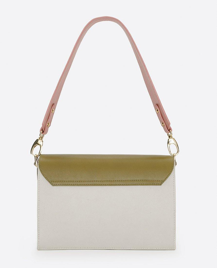 Bolso verde · The Barbara #M - Belfry