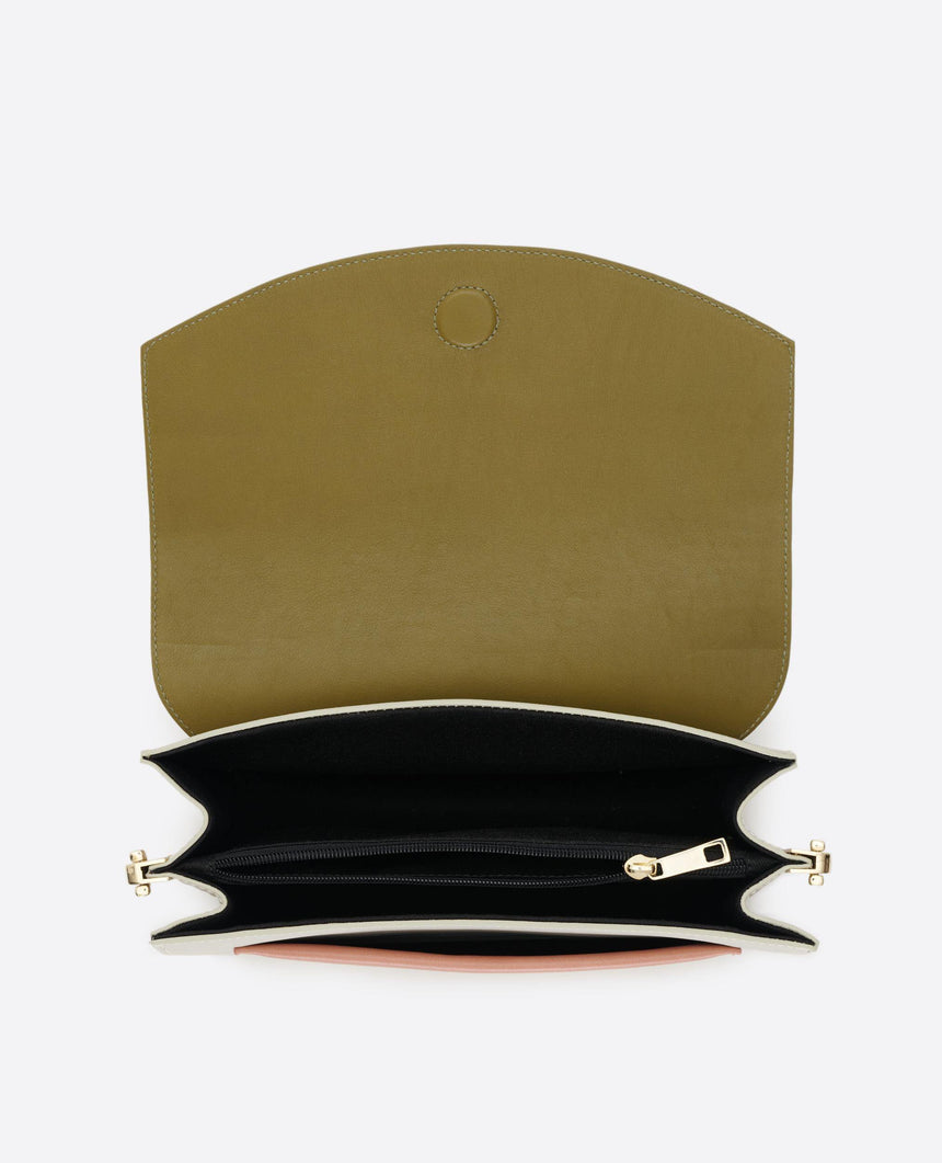 Bolso verde · The Barbara #M