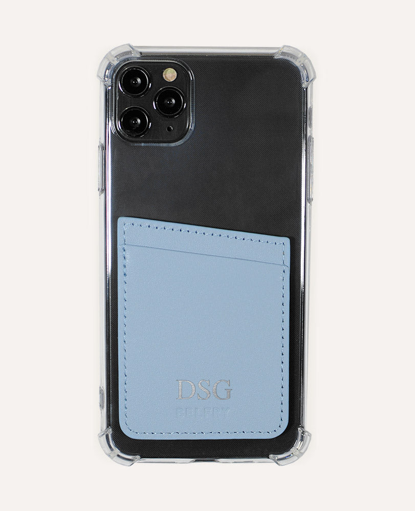 Funda iPhone personalizable de piel · The Pio