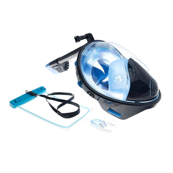 Snorkel Mask - Adult Single Pack - ABTECH Sport
