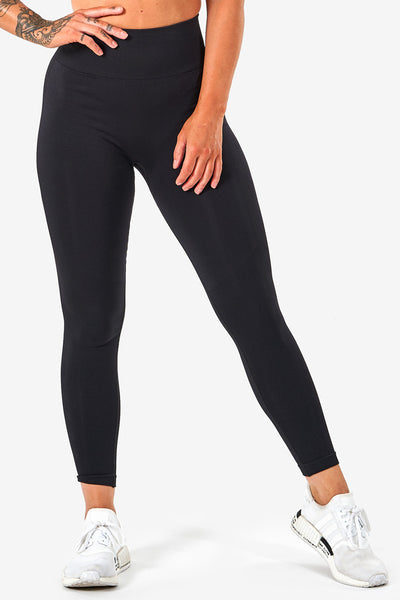 "Tamprės ""Tights Black"" - apranga sportui - shopgetuse.lt"