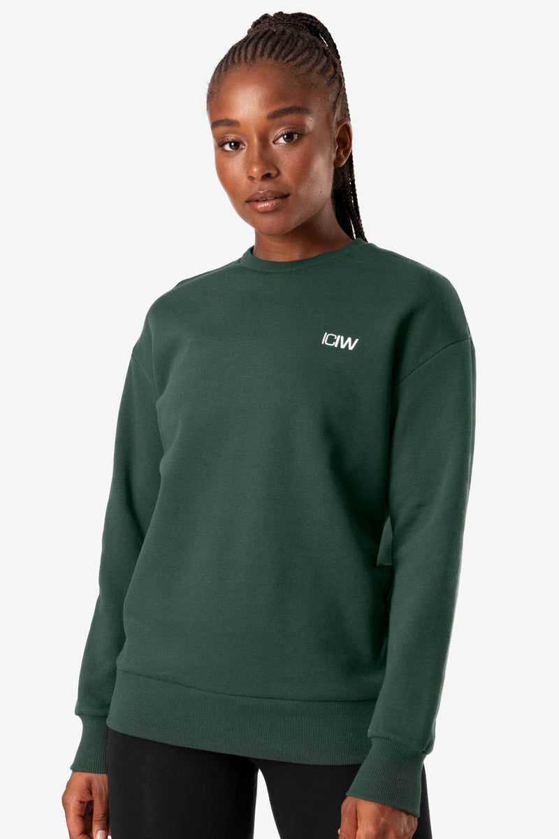 "Džemperis ""Crewneck Moss"""