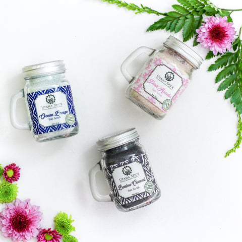 Salt Scrub Collection (3 x 100g)