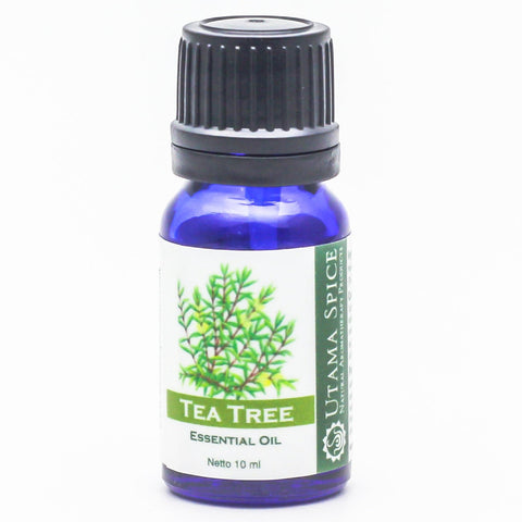 Tea Tree Essential Oil (5ml) - Utama Spice Singapore