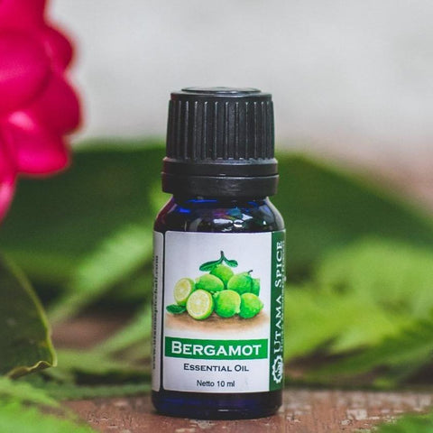 Bergamot essential oil high quality singapore