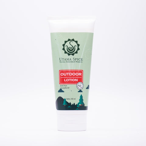 Outdoor (Begone Bug) Lotion - Utama Spice Singapore