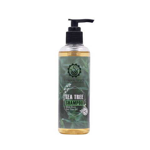 Tea Tree Shampoo Natural Anti dandruff shampoo