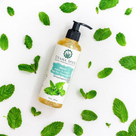 Mint Liquid Soap