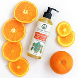 tangerine liquid soap, natural liquid soap, natural soap Singapore natural soap, natural soap, body soap Singapore, tangerine soap Singapore, tangerine soap Singapore