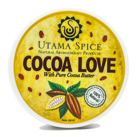 Cocoa Love Body Butter - Utama Spice Singapore