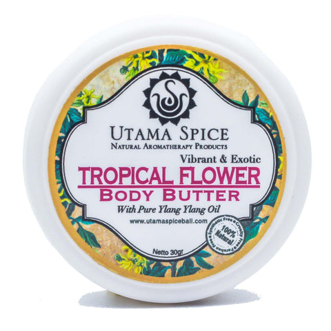 Tropical Flower Body Butter