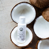 organic cold-pressed coconut oil for skin, face & body. highest quality in singapore.