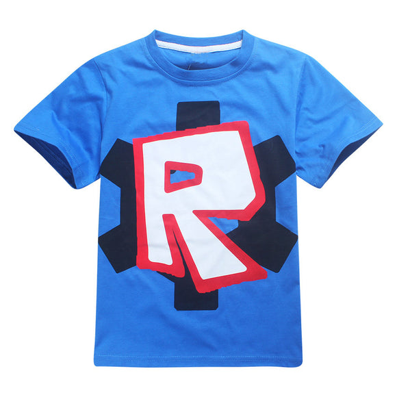 Old School Roblox T Shirt for Kids