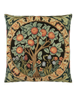 Orange Tree Tapestry Cushion (large)