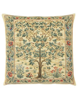 Tree of Life Tapestry Cushion (Large)