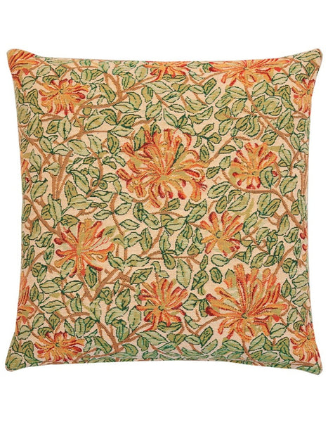 Honeysuckle Tapestry Cushion (Large)