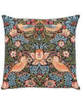 Strawberry Thief Birds Tapestry Cushion (Large)