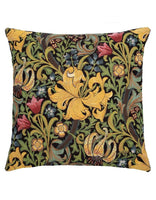 Golden Lily Classic Tapestry Cushion (Large)