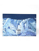 Acanthus Double-sided Slim Leather Card Holder