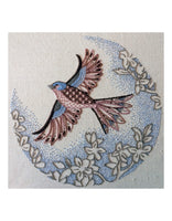 Chaffinch Crewel Work Embroidery Kit - Beginner to Intermediate