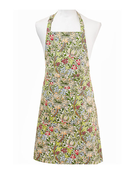 Golden Lily Apron