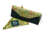 William Morris Glasses Case - Golden Lily