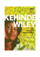 Kehinde Wiley The Yellow Wallpaper A3 Poster
