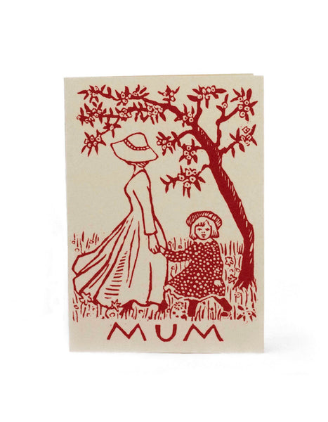 Mother & Child Card