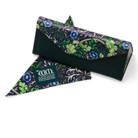 William Morris Glasses Case - Seaweed
