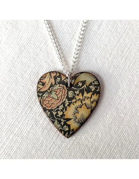 Wandle Heart Pendant