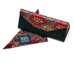 William Morris Glasses Case - Wandle