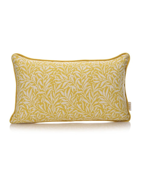 Willow Yellow Cushion