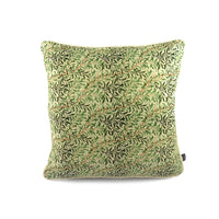 Willow Bough Velvet Cushion