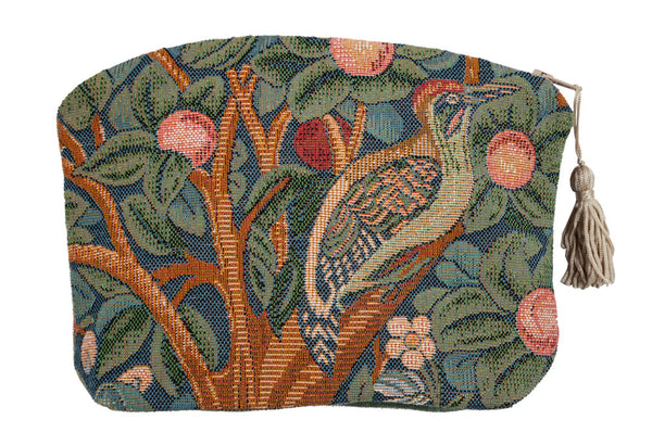 Woodpecker Tapestry Purse