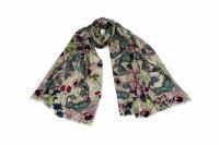 Blackthorn Gallery Scarf (Ivory)
