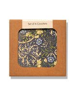 Seaweed Set of 4 Coasters