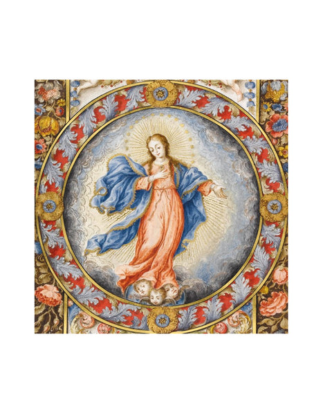 Virgin Mary Christmas Cards (pack of 5)