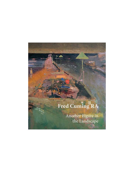 Another Figure in the Landscape - Fred Cuming RA
