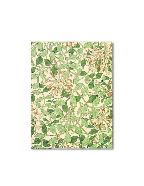 Honeysuckle A6 Hardback Notebook