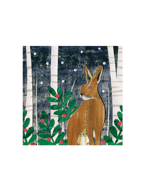 Hare in the Forest Set of 8 Cards