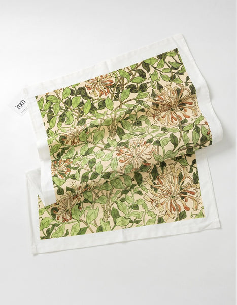 Honeysuckle Tea Towel