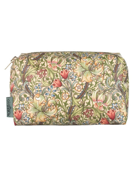Morris & Co Golden Lily Cosmetics Bag